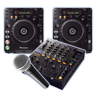 DJ Package A