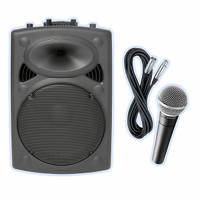QTX Battery Speaker + Mic
